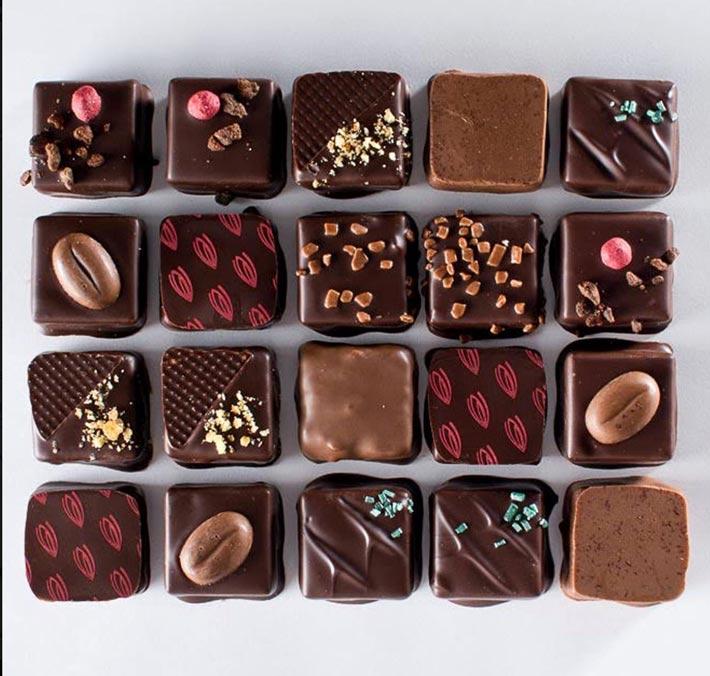 chocolate madrid Moulin Chocolat