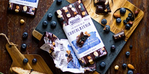 Chocolates Nestle Portada