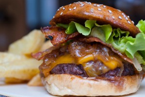 deliveroo burgers portada