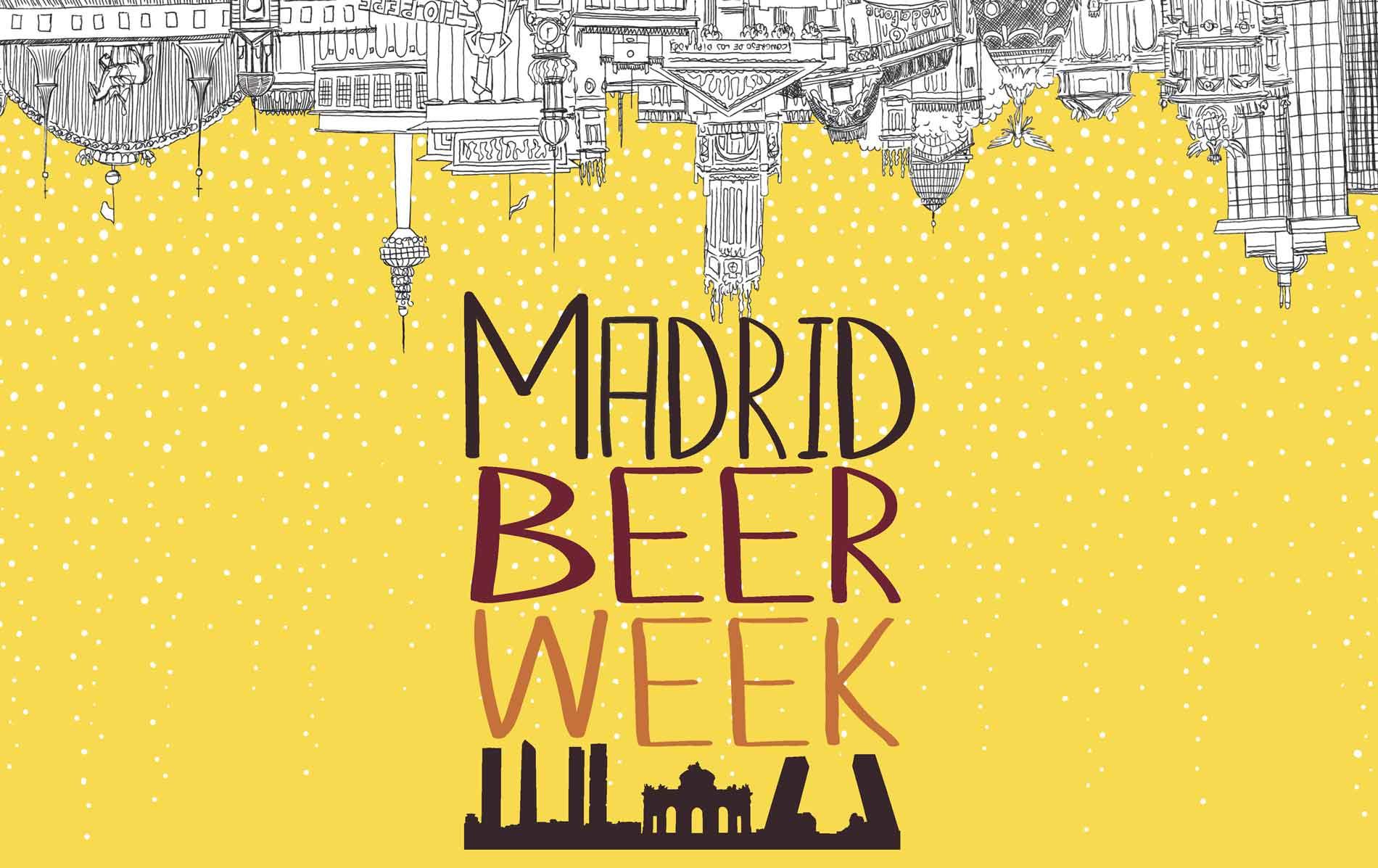 Madrid Beer Week 2016, regresa la locura cervecera a Madrid