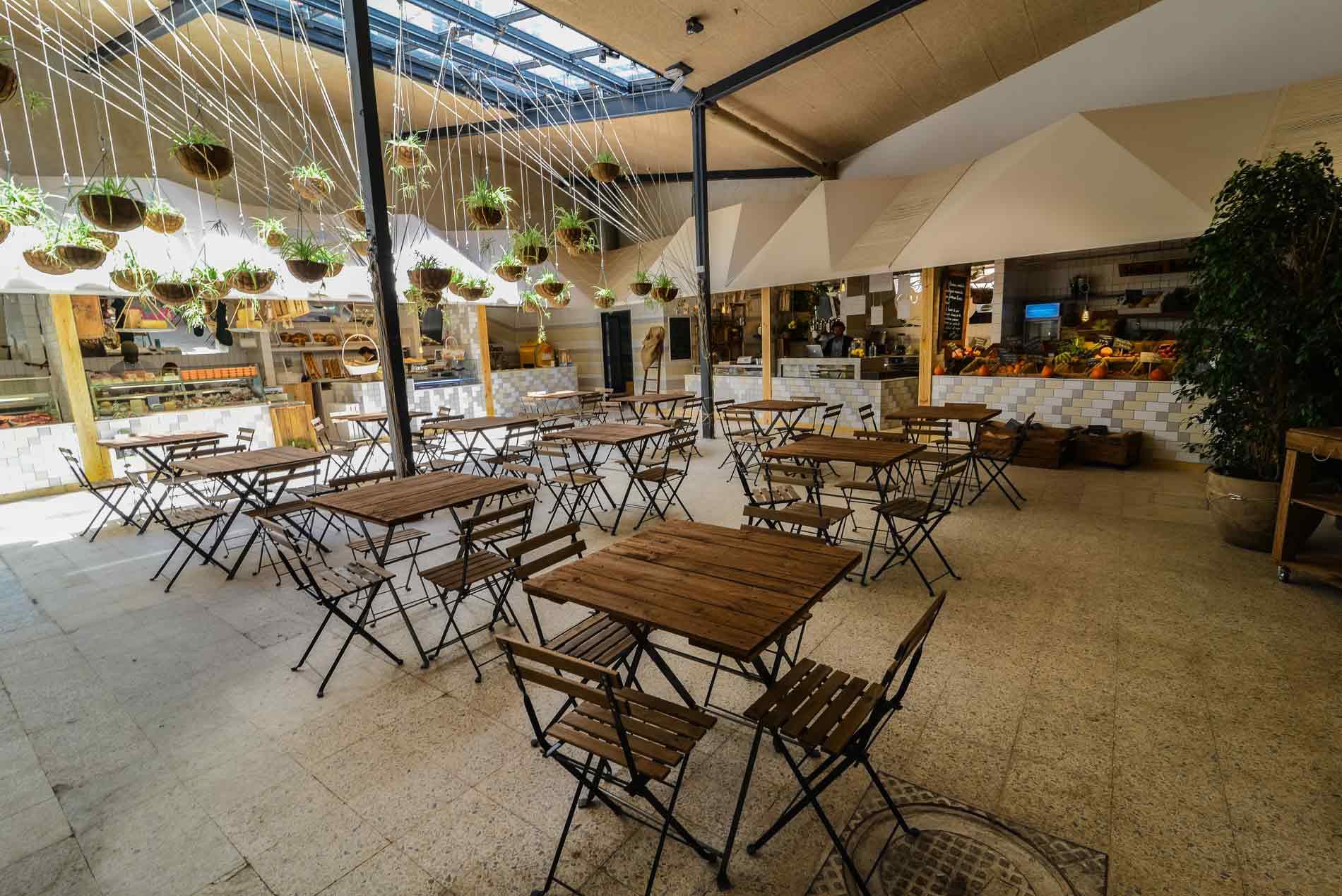 5 restaurantes en Madrid donde comer verduras de las buenas