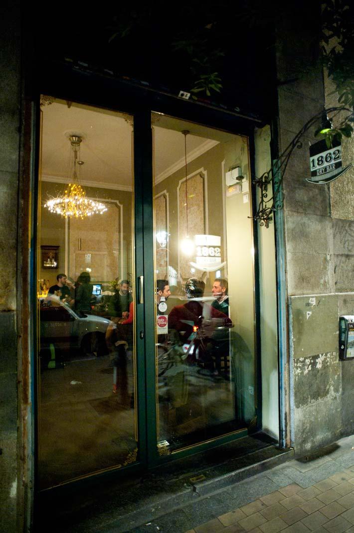 1862 Dry Bar Calle Pez