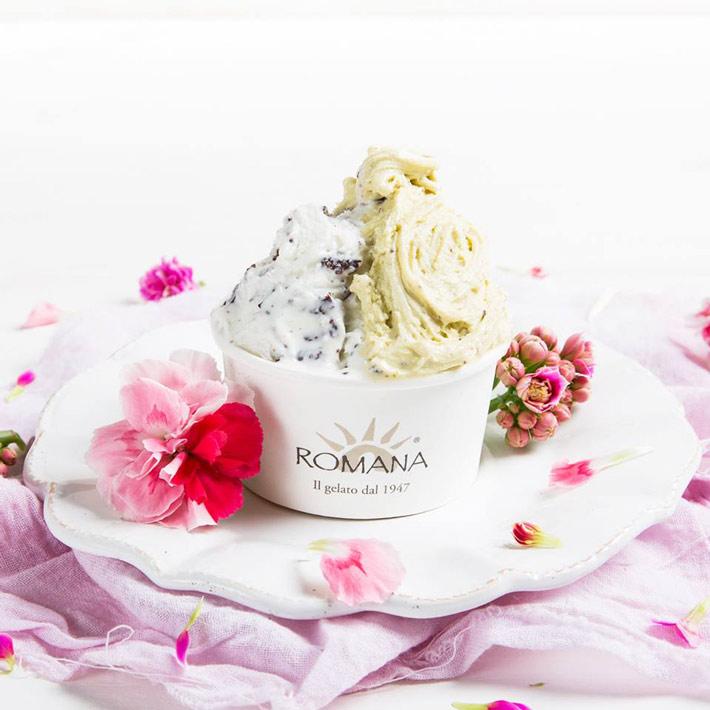 mejores heladerias de Madrid La Romana