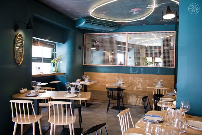 Lamian Restaurante Madrid 08