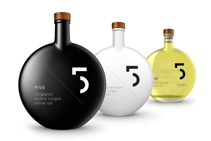 Packaging Gastronomico Aceite de Oliva