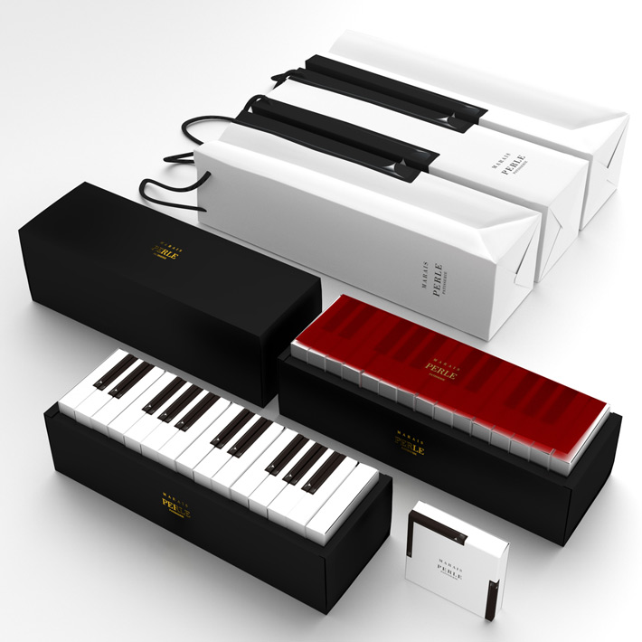 Packaging Gastronomico Piano
