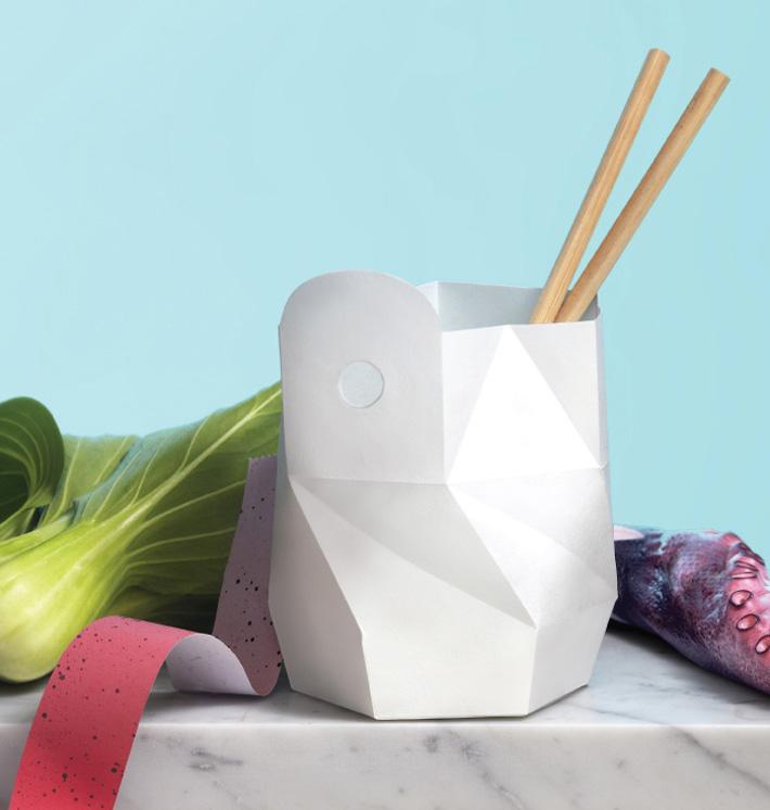 Packaging Gastronomico Tomorrow Machine