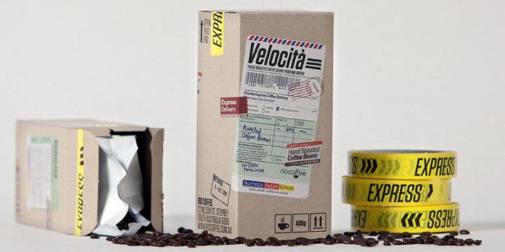 Packaging Gastronomico Voice Design