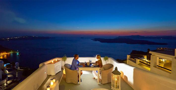 Restaurantes con vistas Hotel Volcano