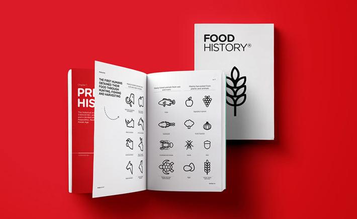 libros de cocina food history