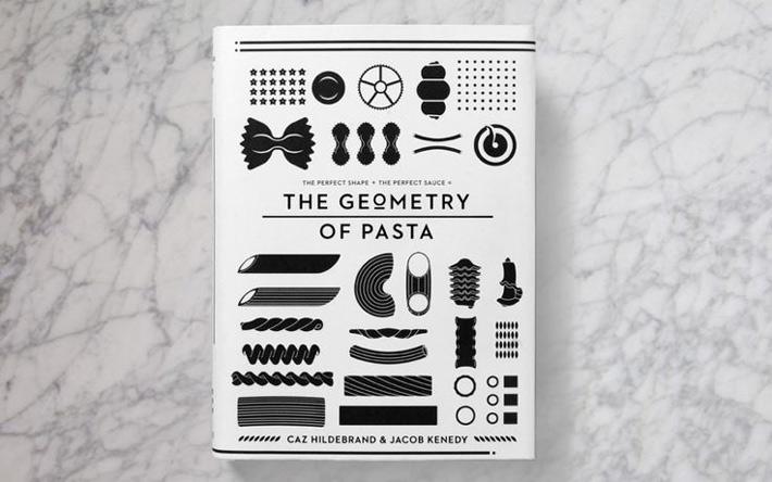 libros de cocina la geometria de la pasta