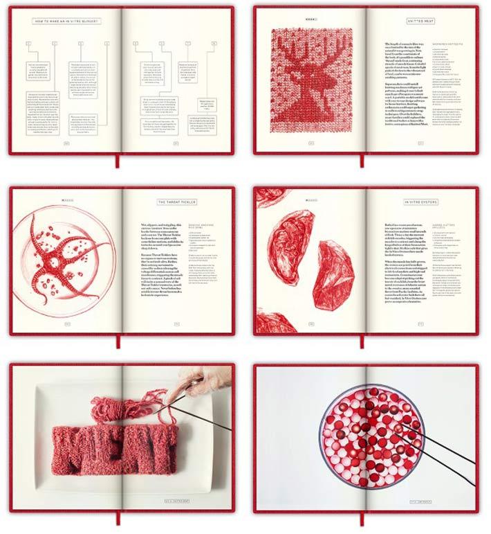 libros de cocina meat food