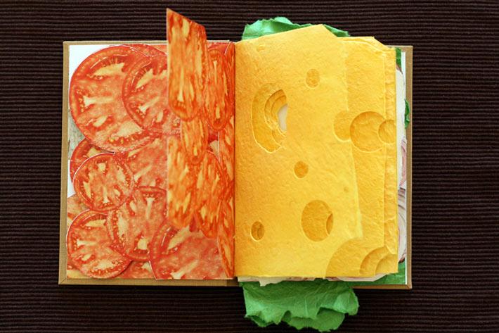 libros de cocina sandwich