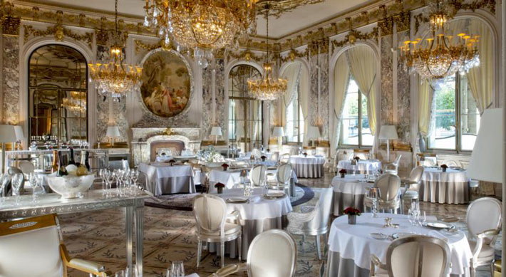 restaurantes caros le meurice