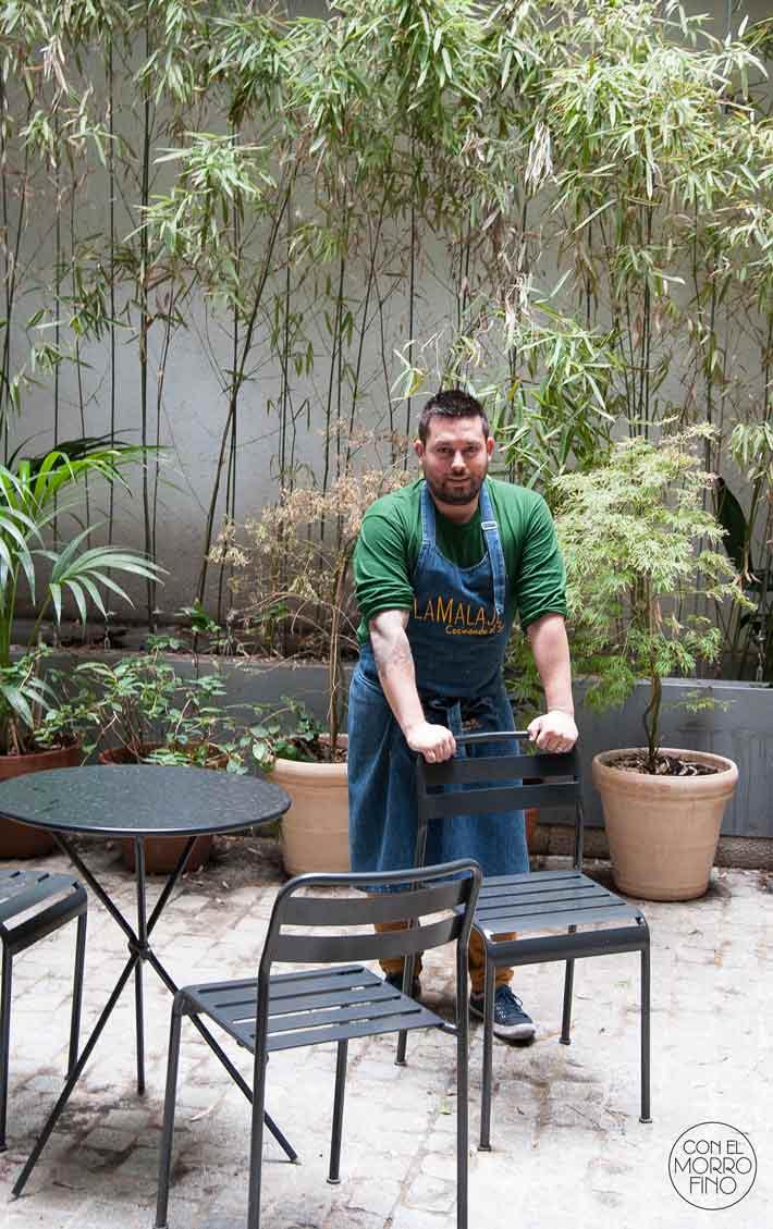 Restaurante La Malaje Madrid 10