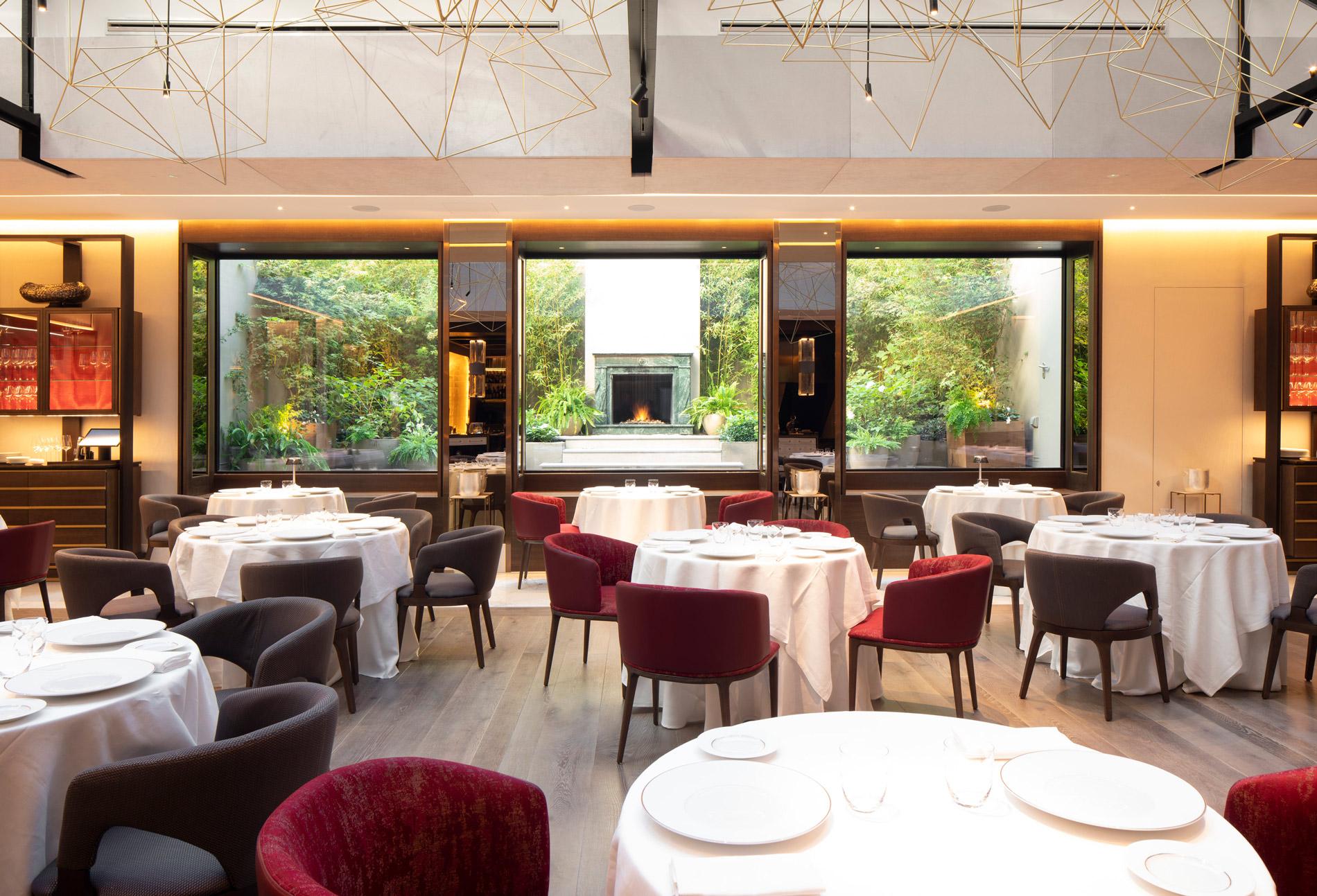 Todos los restaurantes con estrella Michelin en Madrid