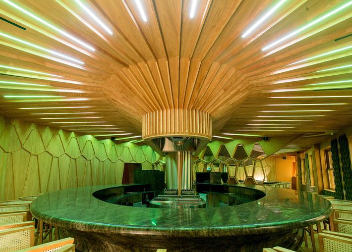 Restaurantes con estrella Michelin Madrid A Barra