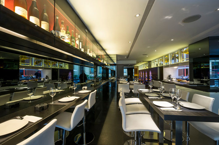 Restaurantes con estrella Michelin Madrid Albora