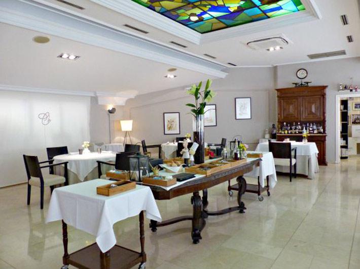 Restaurantes con estrella Michelin Madrid Chiron