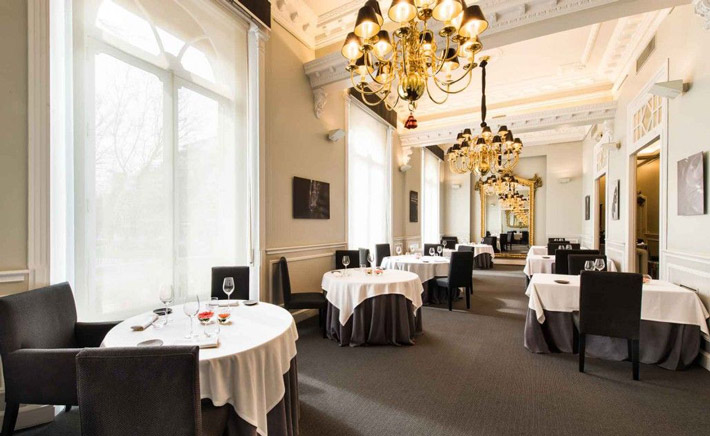 Restaurantes con estrella Michelin Madrid El Club Allard