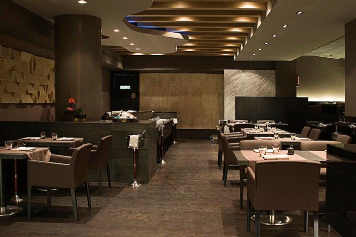 Restaurantes con estrella Michelin Madrid Kabuki