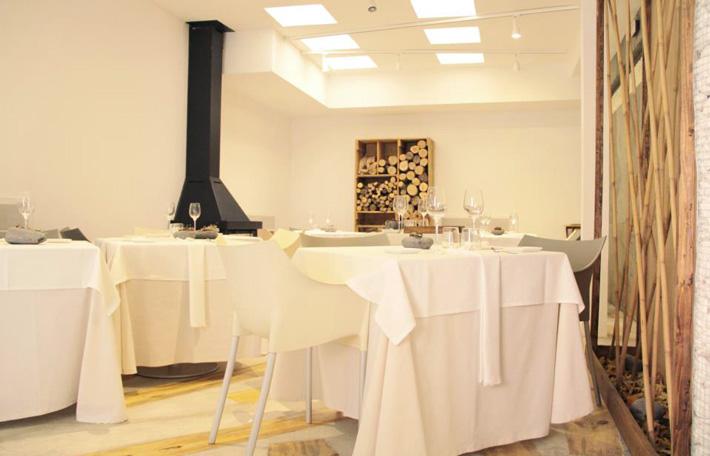 Restaurantes con estrella Michelin Madrid Montia