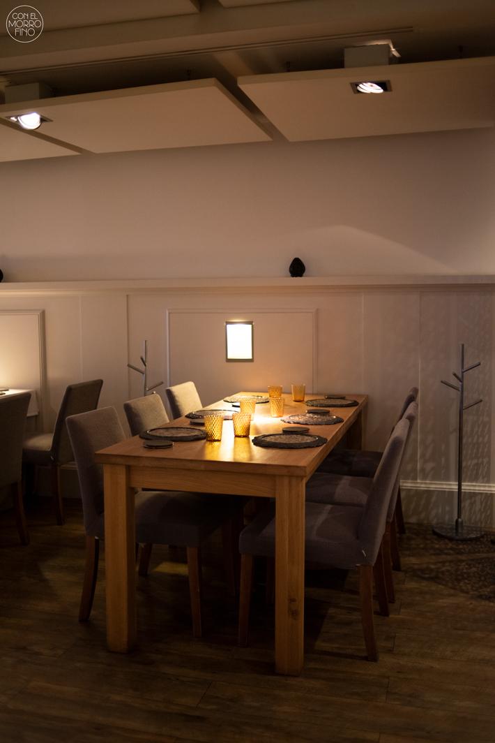 Restaurantes con estrella Michelin Madrid Punto Mx