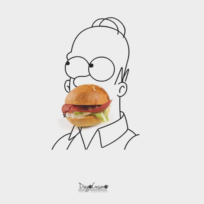 artistas gastronomicos instagram diego cusano