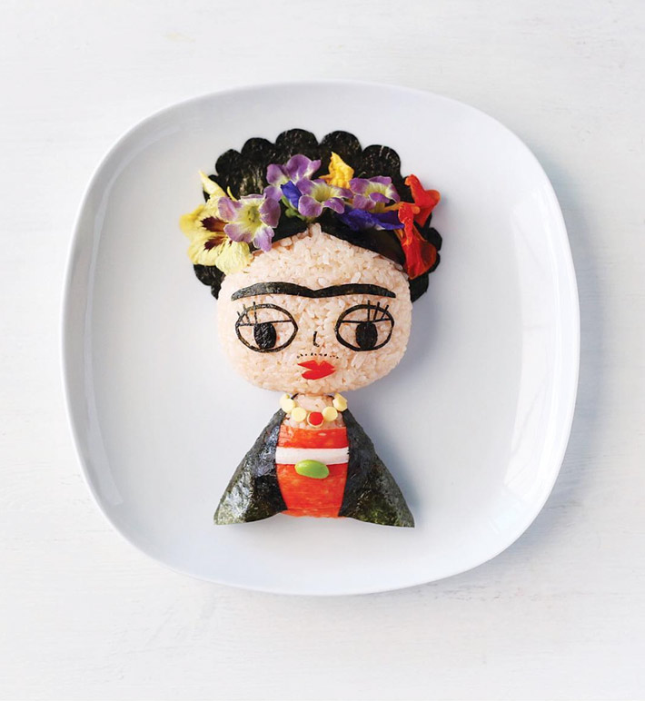 artistas gastronomicos instagram lee samantha