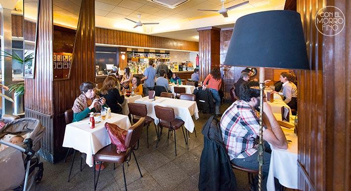 desayunar en madrid cafeteria hd