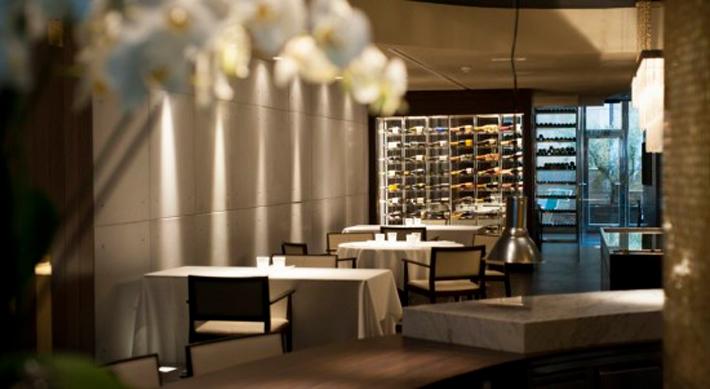 restaurantes con estrella michelin Madrid Cebo restaurante