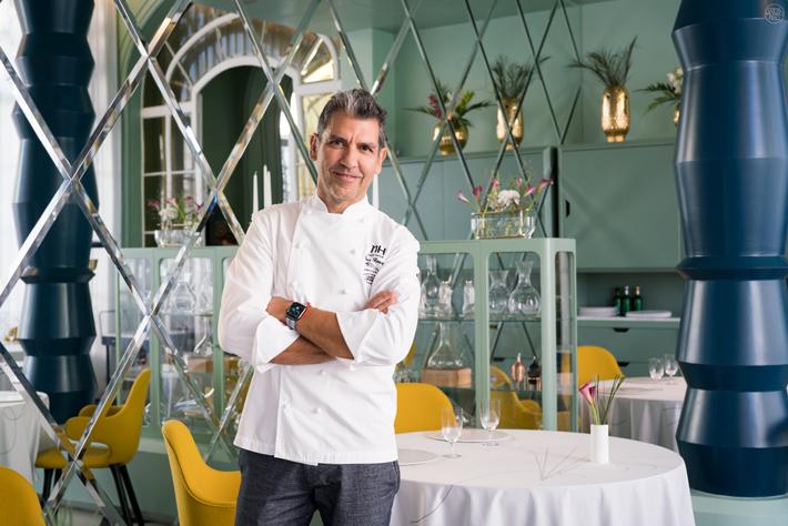 restaurantes con estrella michelin Madrid Paco Roncero Restaurante Madrid
