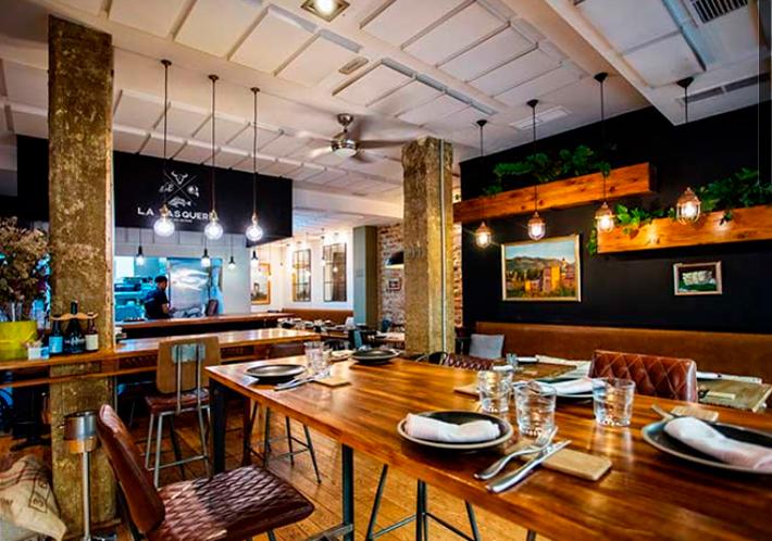 restaurantes con estrella michelin Madrid la-tasqueria