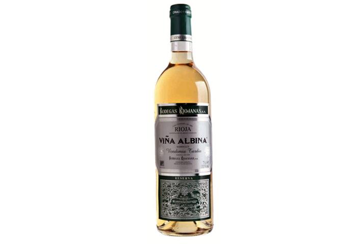vinos por menos de 15 euros vina albina