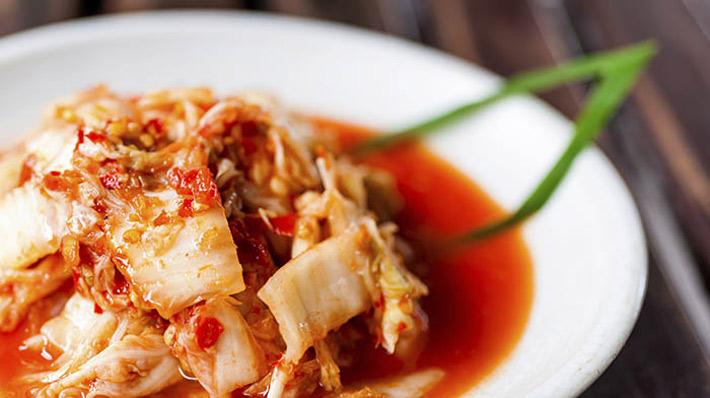 Agenda Gastronomica Madrid Kimchi