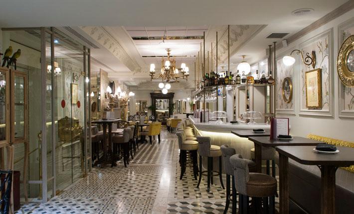 Bistro Cafe Oriente