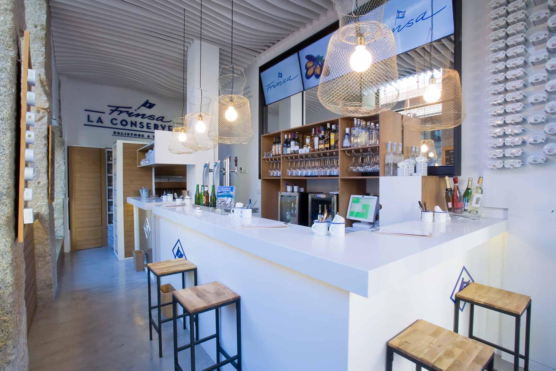 Comer conservas en Madrid, las tabernas imprescindibles