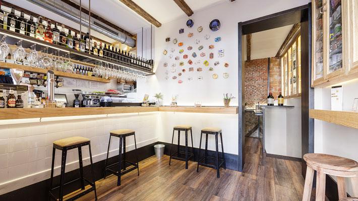 Comer Conservas en Madrid el-economato-via-mahoudrid