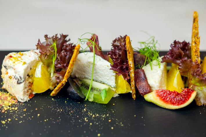 Raw Food Madrid Quesos Botanique