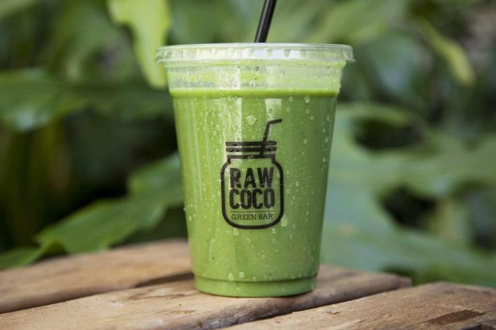 rawcoco raw food madrid
