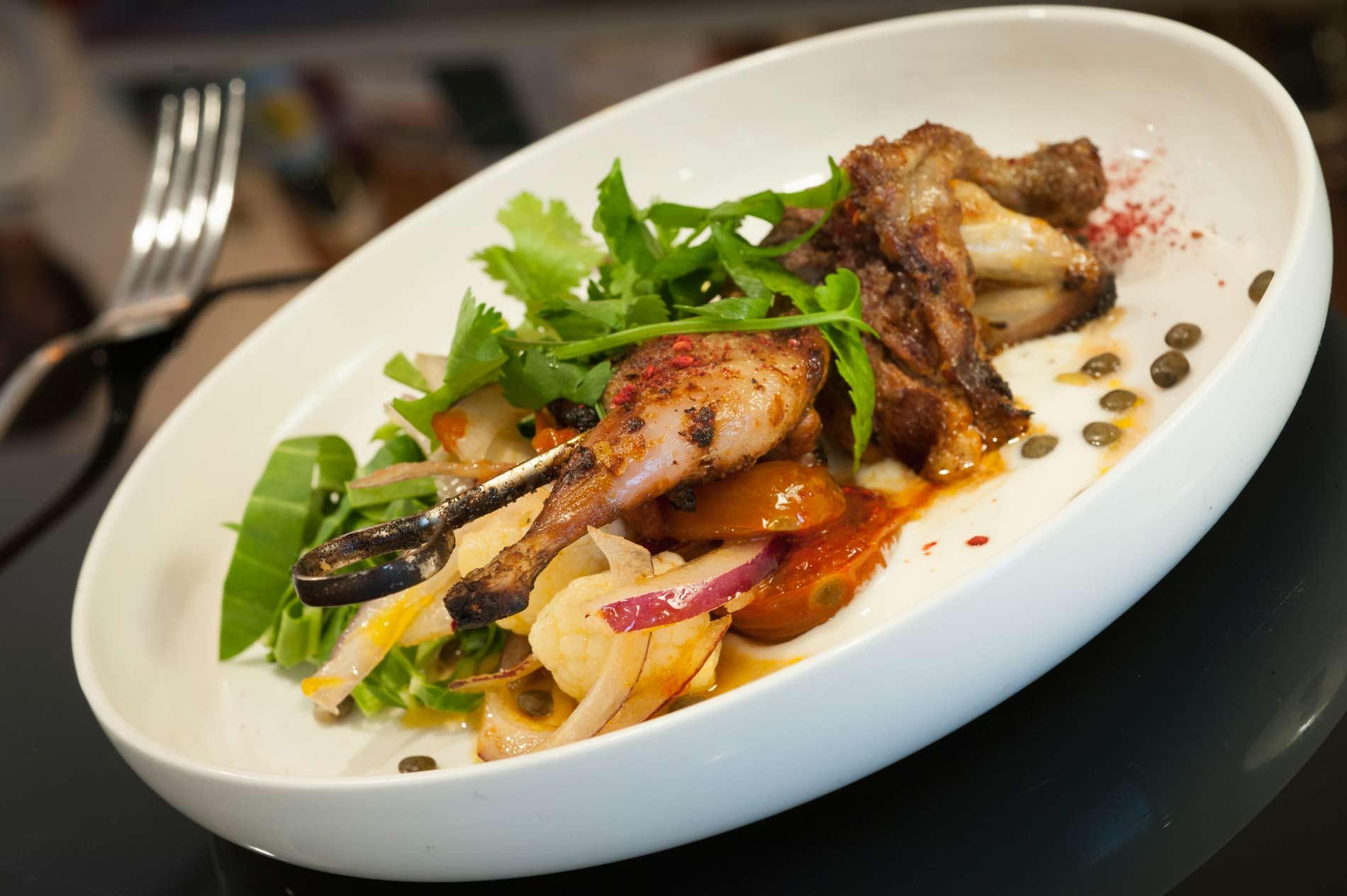 Sudestada, cocina asiática elevada a otro nivel