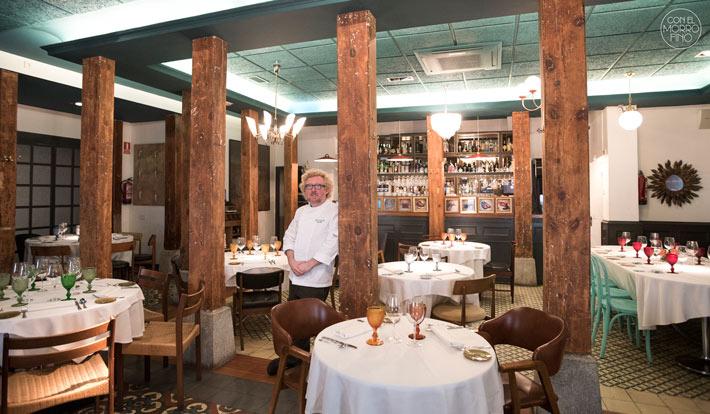 Restaurante Dabbawala Madrid 01