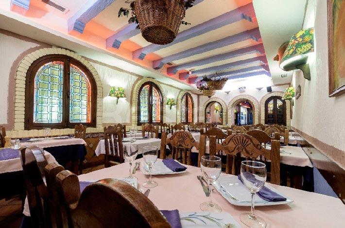 mejores restaurantes vegetarianos madrid al natural