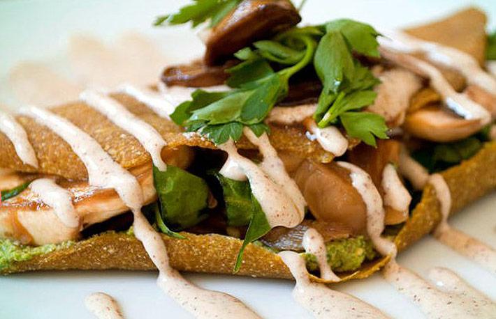 mejores restaurantes vegetarianos madrid crucina