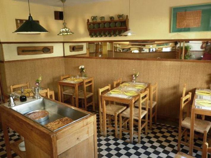 mejores restaurantes vegetarianos madrid el restaurante vegetariano