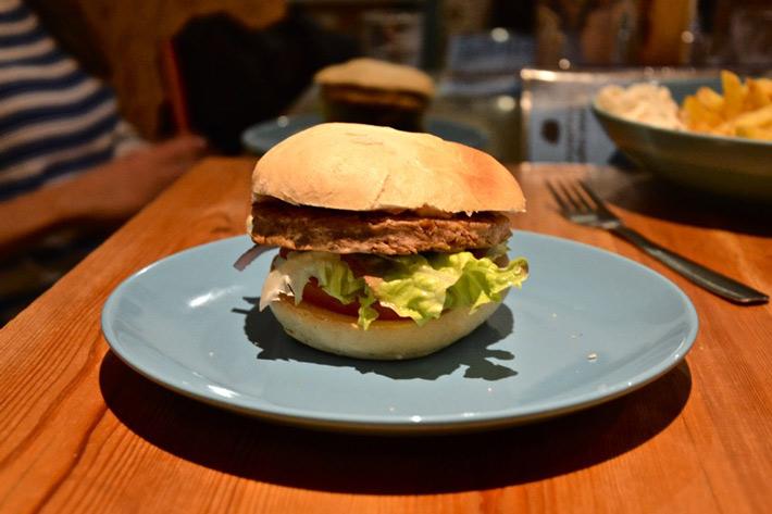 mejores restaurantes vegetarianos madrid la oveja negra