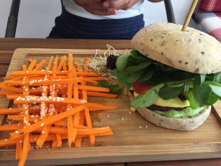 mejores restaurantes vegetarianos madrid sanissimo