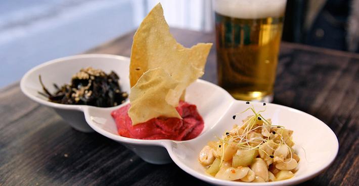 mejores restaurantes vegetarianos madrid vega madrid