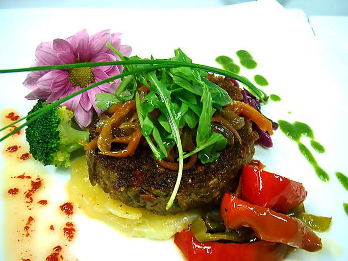 mejores restaurantes vegetarianos madrid yerbabuena