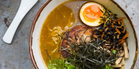 Chuka Ramen Bar Madrid Portada